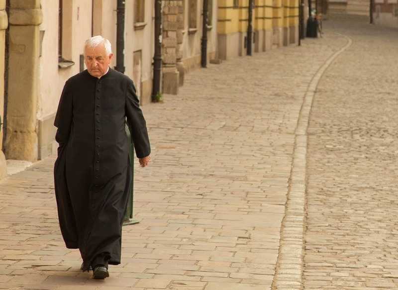 a priest