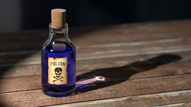 poison  - How To Handle Toxics From Church
